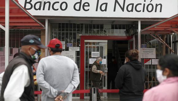 """Con la entrega del """"Bono 600 soles"""" se busca ayudar a las familias vulnerables afectadas por la nueva cuarentena total en varias regiones del país. (Foto: Fernando Sangama / GEC)"""