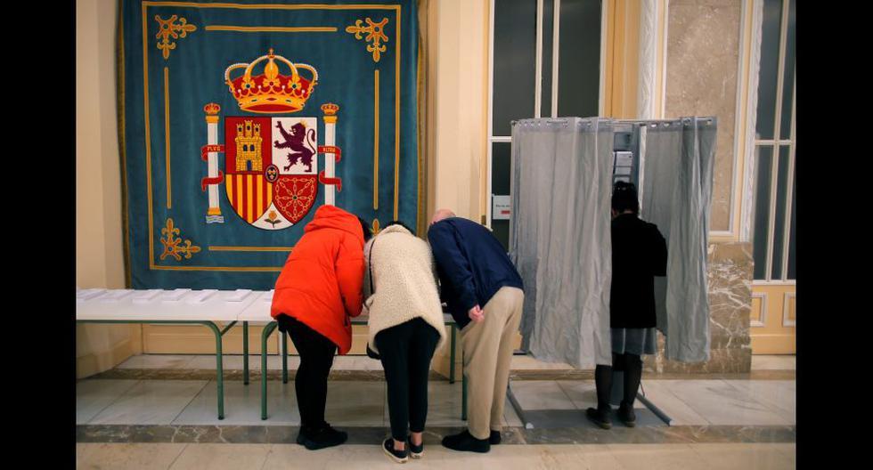La alta participación en las elecciones en España llega a niveles récord. (Reuters).