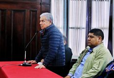 César Villanueva no podrá salir del país por 18 meses, según dispuso el Poder Judicial
