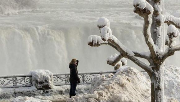 Se estima que la ola de frío se prolongará hasta el fin de semana (Foto: Getty)