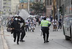 Alianza Lima: disturbios en los alrededores del Estadio Nacional tras descenso del club de fútbol victoriano | VIDEO