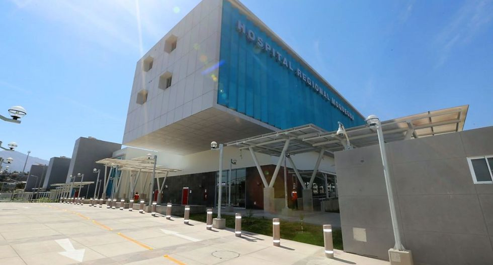 El Hospital Regional de Moquegua se inauguró el pasado 22 de noviembre. (Foto: Andina)