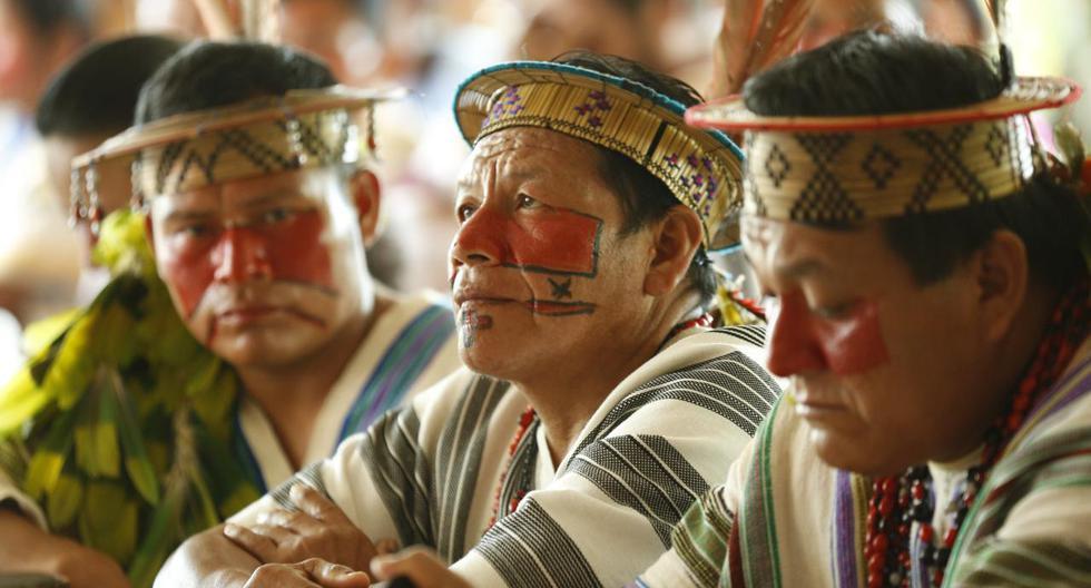 PCM se reúne con organizaciones indígenas de Atalaya y promete atender demandas