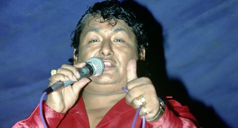 """Lorenzo Palacios, 'El Faraón de la Cumbia', inmortalizó el tema """"Soy provinciano"""". (Foto: El Comercio)"""