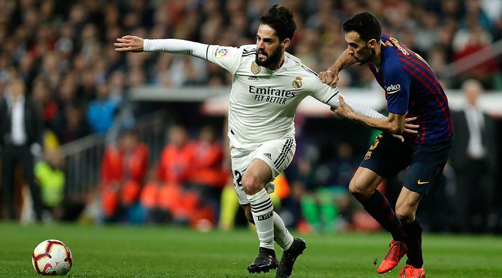 Isco Alarcón no juega como titular en Real Madrid desde octubre del 2018. (Foto: AP)