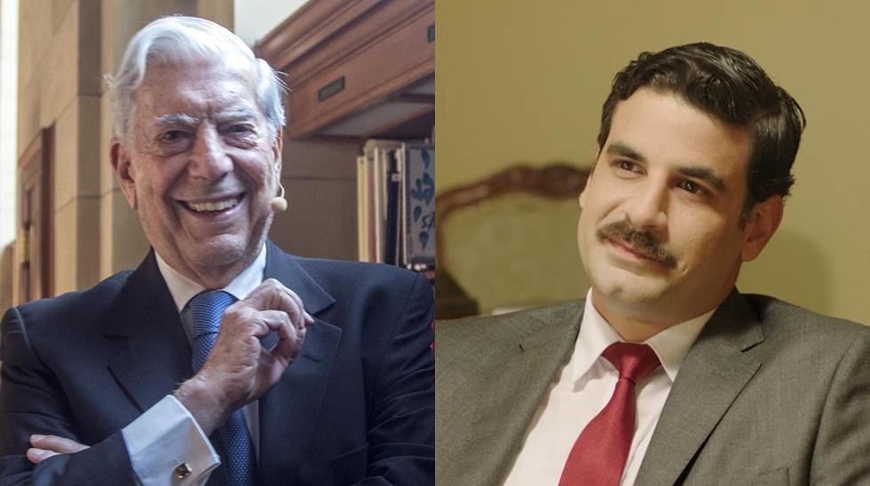 """Sebastián Monteghirfo interpreta a Mario Vargas Llosa en """"La pasión de Javier"""". (Foto: DIfusión)"""