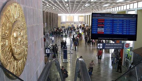Aeropuerto Alejandro Velasco Astete del Cusco recibía miles de pasajeros en Fiestas Patrias. La situación será distinta este año.
