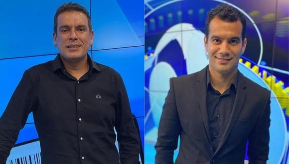 Jorge Kieffer y Maxi Mendaña se disculpan por comentarios subidos de tono en audio filtrado. (Foto: @jorgekieffersolari/@maximend92)