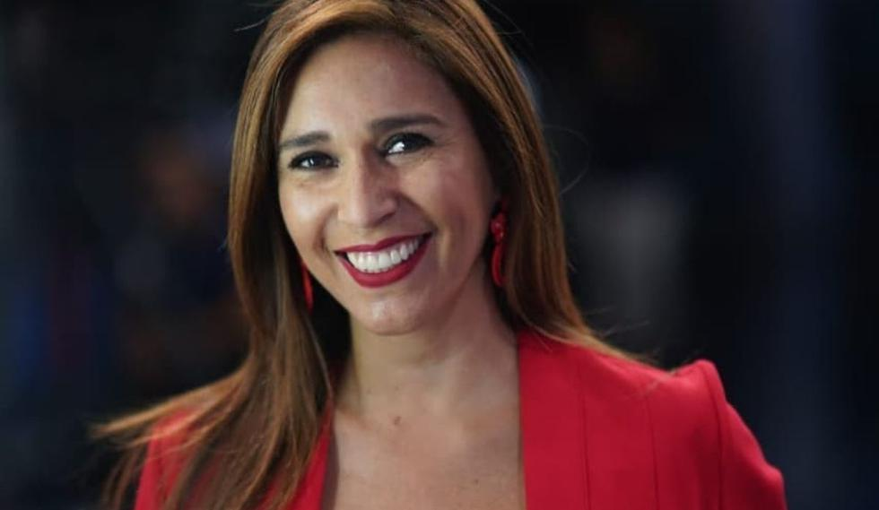 """Verónica Linares reveló en """"Sanamente"""" que hace unos años padeció ansiedad.(Foto: Instagram /@veronicalinaresc)"""