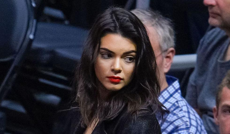 Hace poco, Kendall Jenner acudió a un bar. (Getty)