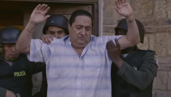 Una vez más, Manín traicionó a su socio, don Edgar (Foto: La reina del flow / Caracol TV)