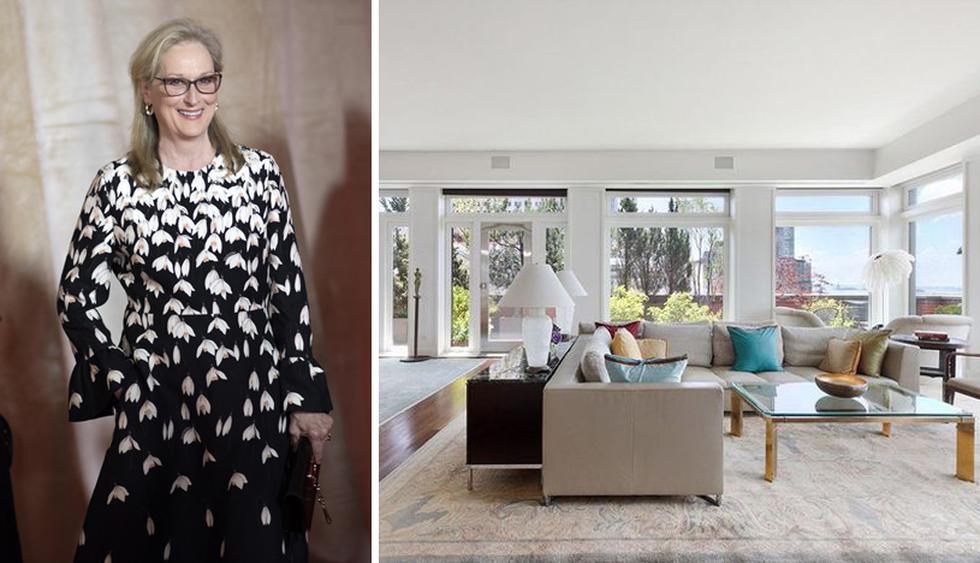 Meryl Streep ha tenido un comienzo ganador este 2020. La actriz vendió su departamento del barrio de Tribeca, en Nueva York, por US$ 15.8 millones. (Foto: Realtor)