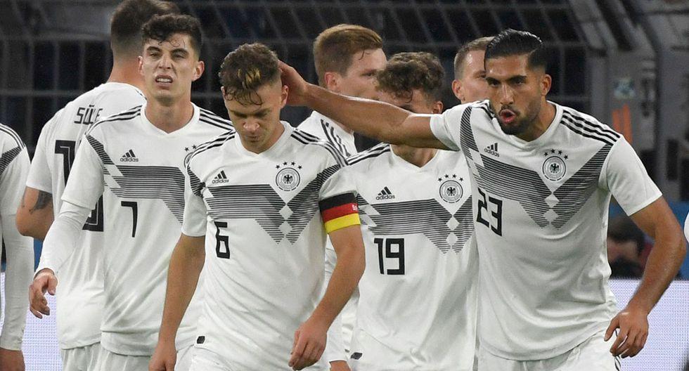 Alemania enfrenta a Estonia en una fecha más de fases de grupos por las Eliminatorias Eurocopa 2020. Conoce la guía completa para ver los partidos de fútbol en vivo.