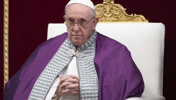 El papa Francisco viajó a Marruecos. (Foto: EFE)