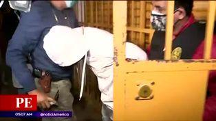 Policía captura a delincuentes que trataron de robar minimarket en San Borja