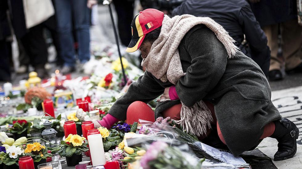 Bruselas, un día después de los ataques que dejaron 31 muertos - 7