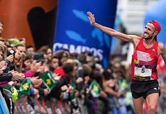 """Chema Martínez: """"He corrido el equivalente a cuatro vueltas al mundo"""""""