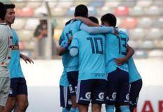Sporting Cristal derrotó por 1-0 a Universitario de Deportes en el Torneo de Reservas