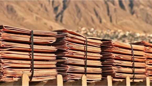 Mercuria Energy Group dice que recibió 6.000 toneladas de piedras pintadas con spray en lugar de cobre. (Foto: Getty Images)