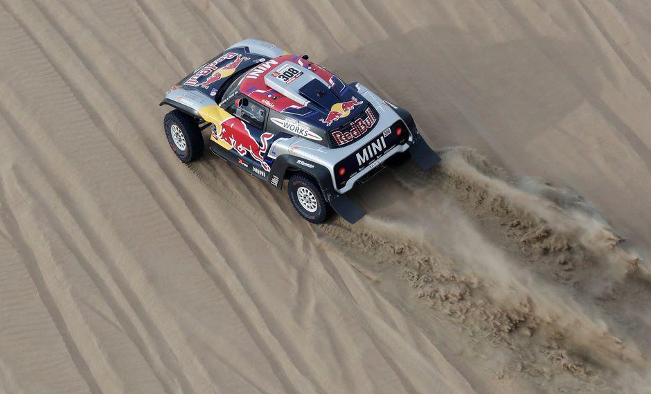 El Dakar 2019 llega a su fin este jueves con la ruta Pisco hasta Lima. | Foto: Reuters