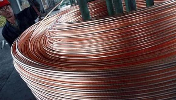 Las exportaciones de cobre ascendieron a US$ 1,312 millones en abril. (Foto: Reuters)