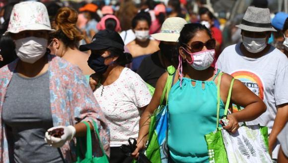 """Mientras que en Lima solo el 29% del Perú urbano vive """"el día a día"""", en regiones como Cajamarca la tasa es del 50%. Apurímac tiene la tasa más alta con un 69%. (Foto: GEC)"""