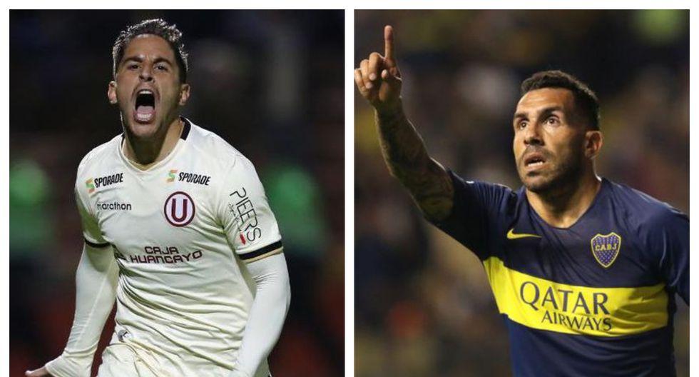 Este jueves 16 se enfrentarán Universitario vs. Boca Juniors en el estadio Bicentenario de San Juan