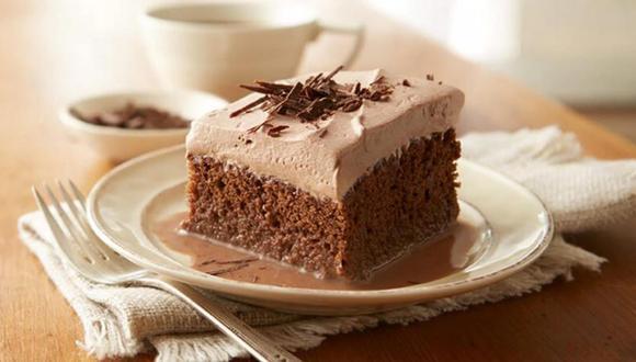 Esta deliciosa torta tres leches a base de café se puede preparar fácilmente en casa. (Foto: SugarLab)