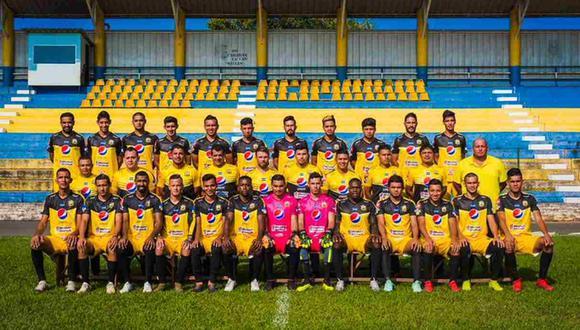 El Salvador suspende la liga por el coronavirus y proclama campeón al Once Deportivo. (Foto: @primerafutboles)