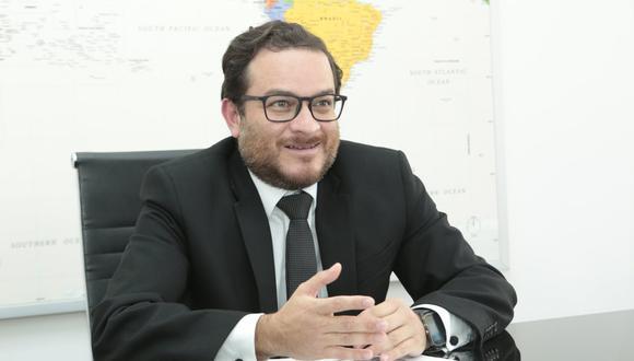 Edgar Vásquez saludó la publicación del decreto de urgencia sobre la modificación de la Ley de Promoción Agraria. (Foto: GEC)