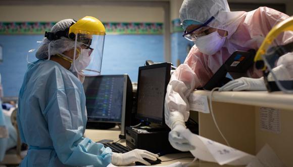 La cantidad de camas UCI aumentan de forma progresiva ante el incremento de casos debido a la segunda ola de coronavirus | Foto: Angela Ponce/Bloomberg