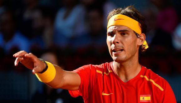 El tenista español apoya los cambios en la tradicional competición de tenis entre países. Además, auguró una mejora considerable que potenciará a la Davis. (Foto: AFP)