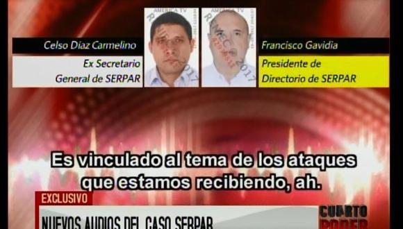 Audios revelan supuesto mal uso del dinero de Serpar para financiar pago de encartes de un diario local en medio de denuncia contra Municipalidad de Lima. (Imagen: Cuarto Poder)
