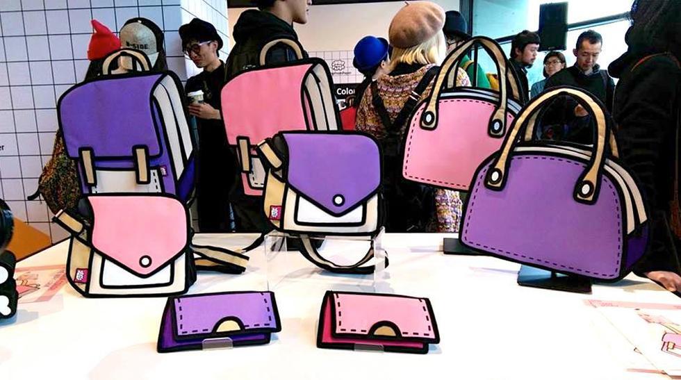 Que no te engañen: Estas mochilas y carteras son 100% reales - 1