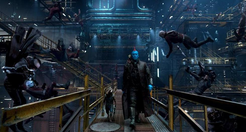 """Guardians of the Galaxy Vol. 2"" se revela en nuevas fotos - 2"