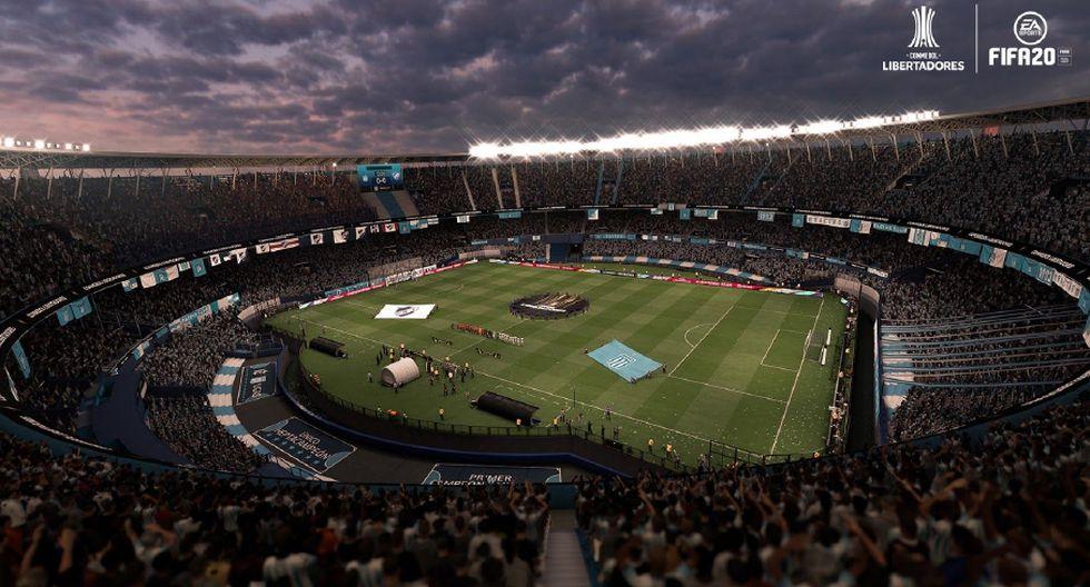 FIFA 20 | La Copa Libertadores llegará gratis al videojuego el próximo 3 de marzo. (Difusión)