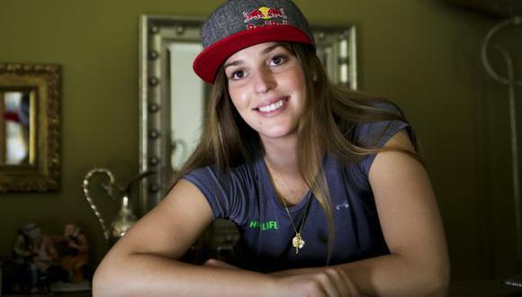 Raffaella Camet, una de las deportistas más populares del país. (Foto: Instagram)