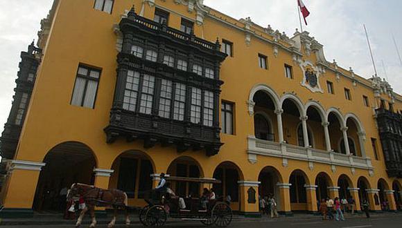 El Caso Comunicore estalló el 2009, cuando Luis Castañeda estaba a cargo de la Municipalidad de Lima. (Foto: Archivo El Comercio