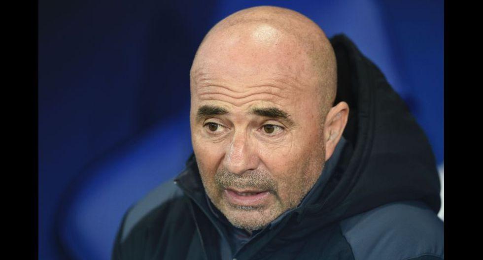 Así vivió Sampaoli la eliminación del Sevilla en Champions - 6