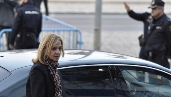 España: ¿Cómo podría librarse del juicio la infanta Cristina?