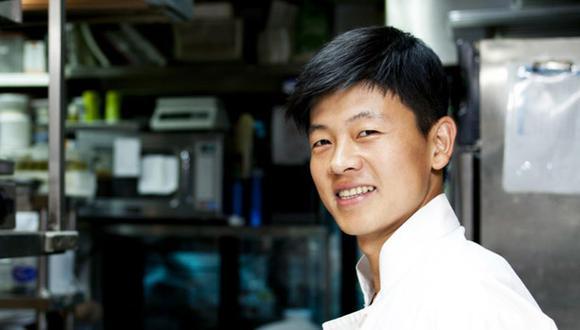 El chef que puso a Corea del Sur en mapa de la cocina mundial
