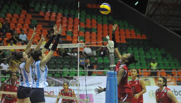 Perú venció 3-1 a Argentina por Sudamericano Juvenil