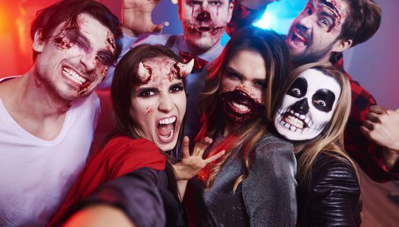 Disfraces para Halloween. Foto: El Universal