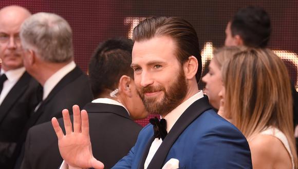 """Evans triunfó en 2019 con las cintas """"Avengers: Endgame"""" y """"Knives Out"""" y este año presentó la serie limitada """"Defending Jacob"""" en Apple TV+. (Foto: AFP)"""
