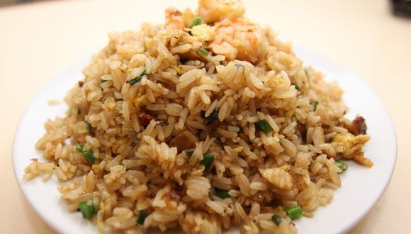 El arroz chaufa se prepara en wok a fuego alto para potenciar el sabor de sus ingredientes. (Foto: GEC)
