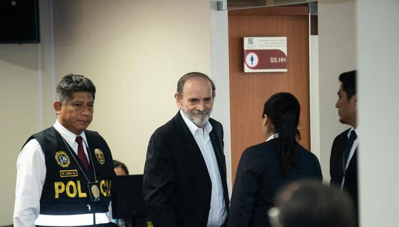La Sala Penal Anticorrupción varió la comparecencia con restricciones contra el exgobernador de Lambayeque, Yehude Simon, investigado por colusión y lavado de activos en el marco del caso Lava Jato. (Foto: GEC)