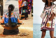 Marca australiana plagia tejido mexicano y lo vende a 850 dólares