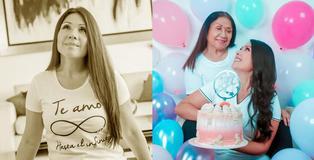 """Tula Rodríguez se emociona al hablar de su madre: """"Yo no hago luto en ropa"""""""