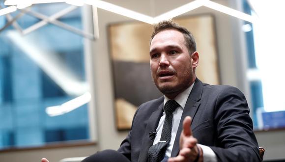 George Forsyth se pronunció desde Jaén tras ser excluido de las Elecciones 2021 por el JEE de Lima Centro 1. (Foto: GEC)