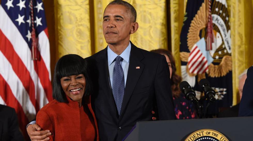 De Ellen DeGeneres a Tom Hanks: Obama dio sus últimas medallas - 19